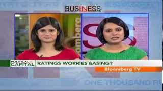 In Business- India's Ratings Worries Easing? - BLOOMBERGUTV