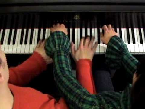 Anderson & Roe Piano Duet play 