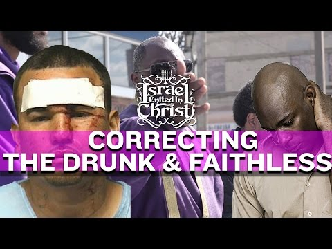 The Israelites: A Drunk Latino and a Faithless Negroe gets Corrected!