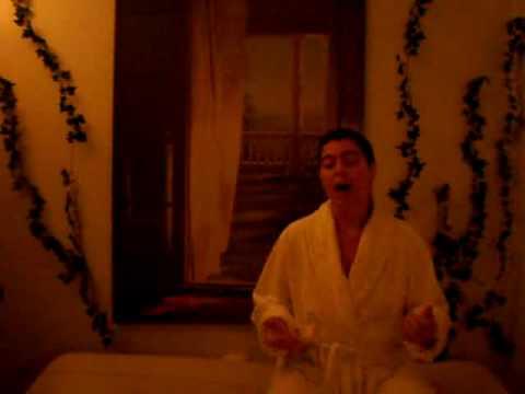 Le Massage tantrique spirituel (Partie 1) - Julie Morin