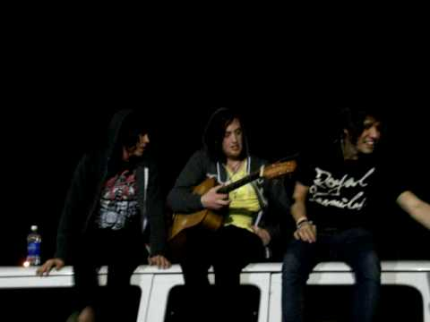Sleeping With Sirens - Acoustic Show PART TWO (03/20/10)