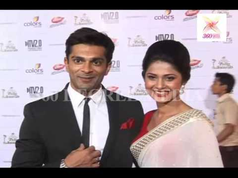 "Jennifer Winget Says that She is more Excited for Her Husband ""Karan""-12th Inidan Telly Awards"