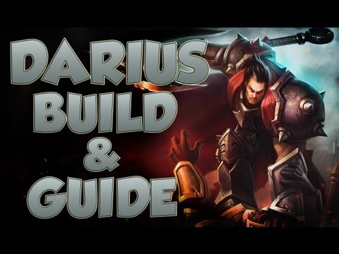 League of Legends - Darius Build - with Commentary