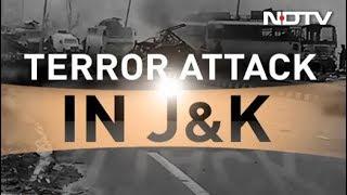 12 CRPF Men Killed In Blast In Kashmir's Pulwama, Worst Attack Since Uri - NDTV