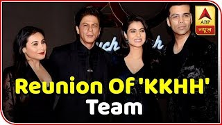 The cute Sikh boy of Kuch Kuch Hota hai reunites with SRK & Sana at an event - ABPNEWSTV