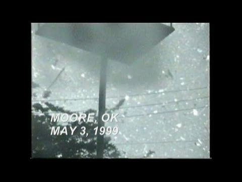 Inside an F5 - Moore, OK May 3, 1999