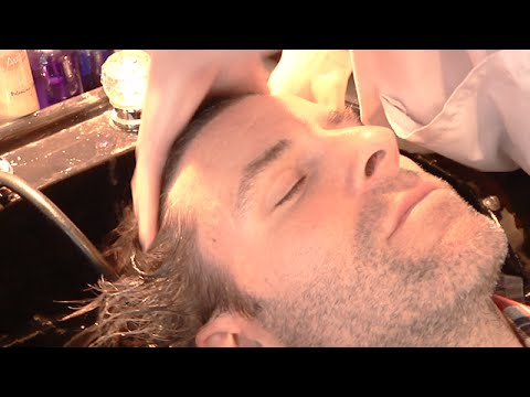 Men's Grooming At Its Finest - Shampoo, Condition, Scalp and Facial Massage | Style Progress