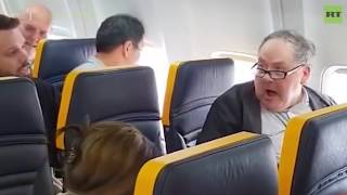 'Ugly, black b******': Passenger launches racist rant at woman on Ryanair flight - RUSSIATODAY