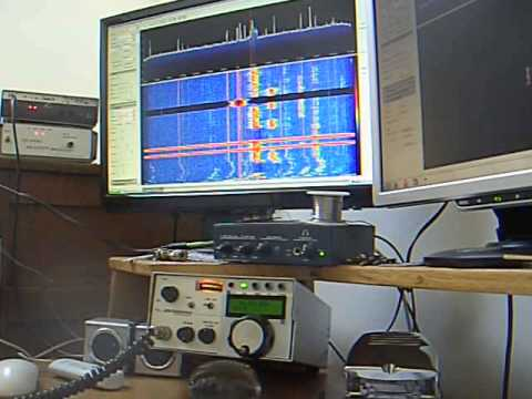 50 and 70MHz homebrew SSB transceiver with SDR output