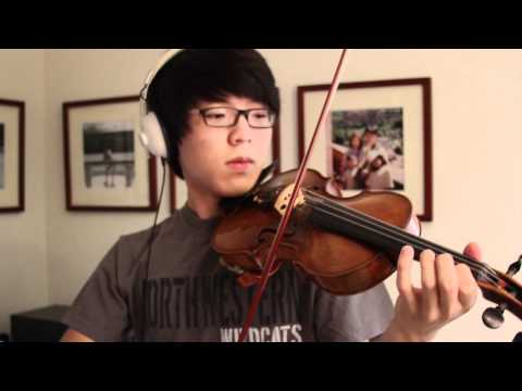 Price Tag - Jessie J - Jun Sung Ahn Violin Cover