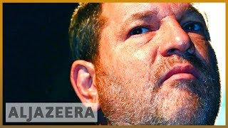 Weinstein appears in court over rape and sexual abuse charges | Al Jazeera English - ALJAZEERAENGLISH