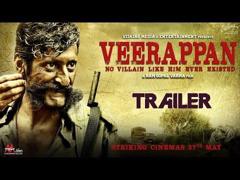 Veerappan Official Trailer | Hindi Movie 2016
