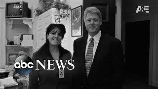 Monica Lewinsky on affair with President Clinton: 'I just felt terrible' - ABCNEWS