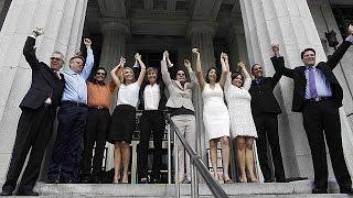 اتفرج تعرف على الولاية الأمريكية التي سمحت بزواج المثليين فيها؟