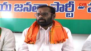 BJP Leader Lakshmi Narayana Speaks To Media Over PM Narendra Modi Guntur Tour l CVR NEWS - CVRNEWSOFFICIAL