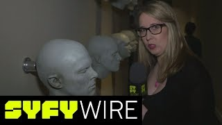 HBO's Westworld Experience Teases Season 2: Take Our Tour | San Diego Comic-Con 2017 | SYFY WIRE - SYFY