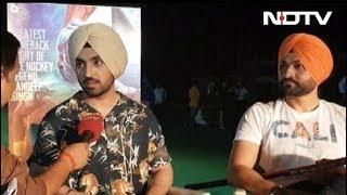 'सूरमा' की कहानी सुनकर डरा हुआ था : NDTV से दिलजीत दोसांझ - NDTVINDIA