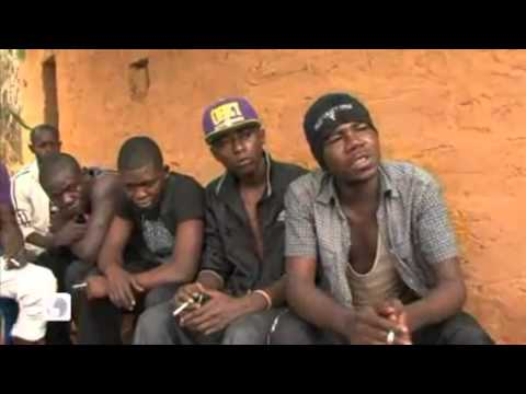 ( KULUNA ) Gros plans sur les gangs de Kinshasa