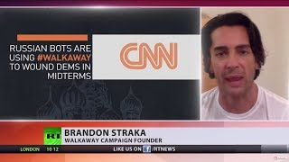 Desperate much? US media claim #Walkaway campaign backed by Russian bots - RUSSIATODAY