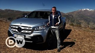 Mercedes presents first pickup truck | DW English - DEUTSCHEWELLEENGLISH