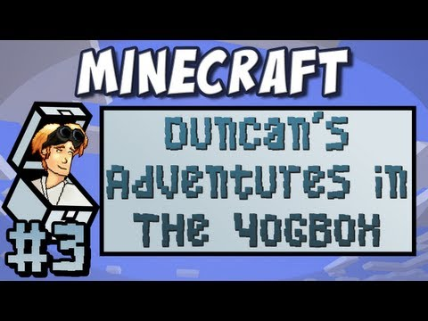 Minecraft: Duncan's Adventures in The Yogbox - Part 3 - The Tower of Loot