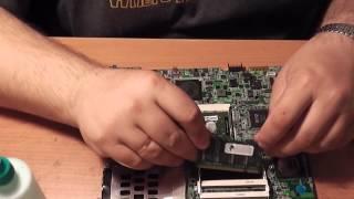 Пропайка видео чипа ноутбука - Обзор