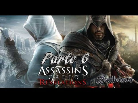 Assassins Creed Revelations Español [Parte 6]