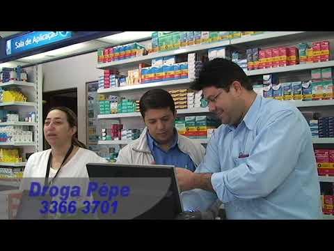 Farmacia Droga pepe - São Carlos, O maior Conceito em Farmacias do Brasil