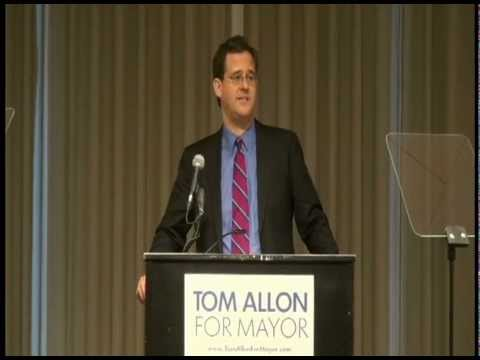Tom Allon Education Address Part 2 of 4