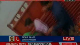 Delhi: Youth drowns during Ganesh immersion; incident captured on mobile - NEWSXLIVE