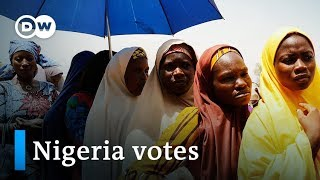 Nigeria election 2019: Explosions and delays don't deter voters | DW News | DW News - DEUTSCHEWELLEENGLISH