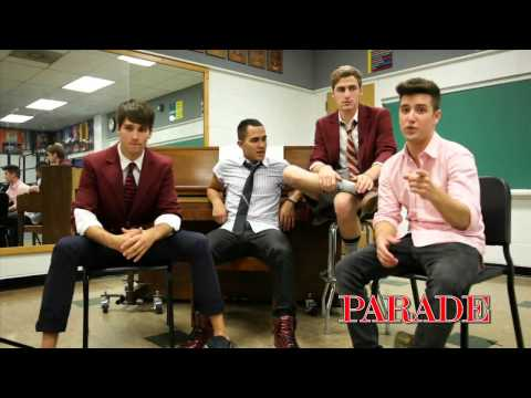 PARADE: Big Time Rush cover shoot - August 5th issue