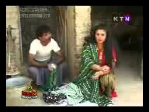 sindhi funny clip           mama laloo and his wife        by munsif iqbal jagirani