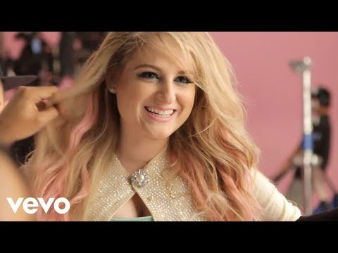 Meghan Trainor - Behind the Scenes of All About That Bass