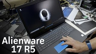 Alienware 17 R5 unboxing and quick benchmarks - PCWORLDVIDEOS