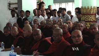 Myanmar's Buddhist Nationalists Rally Support Ahead of Poll - VOAVIDEO