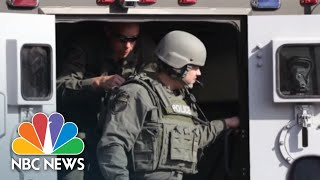 Texas Governor Greg Abbott: Shooter 'Wanted To Commit Suicide' | NBC News - NBCNEWS