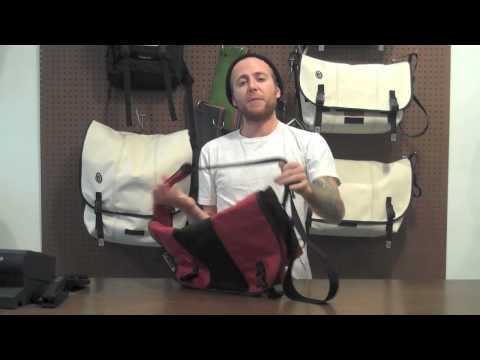 Youtube - Classic Messenger Bag S