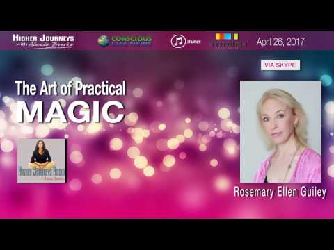 Practical Magic and Psychic Protection - Rosemary Ellen Guiley (ALL NEW 2017)