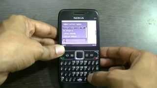 Flash Nokia e63