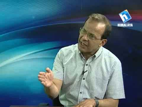 Aahat Ma Rahat - Interview with Minendra Rijal (Earthquake Special)