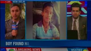Delhi: 18-year-old boy committs suicide after being thrashed mercilessly, sister speaks to NewsX - NEWSXLIVE