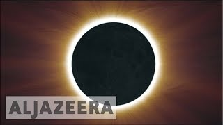 US braces first total eclipse in a century - ALJAZEERAENGLISH