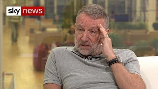 Joy Division's Peter Hook opens up on his depression - SKYNEWS