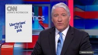 A Libertarian wild card - CNN