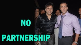 Salman Khan is trying hard to convince Govinda for a film! | Bollywood News