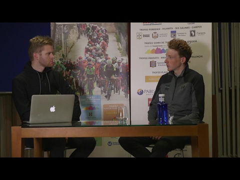 The Cycling Season Preview with Team Sky's Tao Geoghegan Hart: Live at Challenge Mallorca