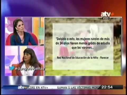 Entrevista: Yolanda Rojo - La escuela de silencio - ATV+