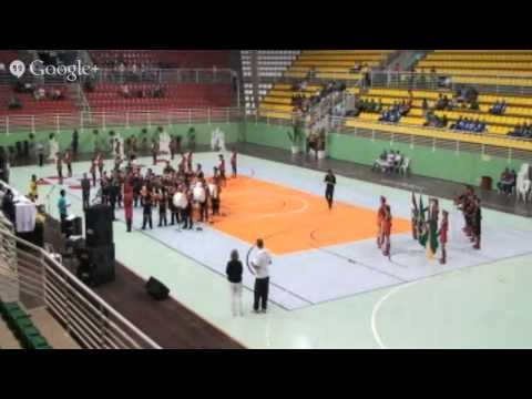 VIII Campeonato de Bandas e Fanfarras de SC - Brusque / 2013 - Parte 5