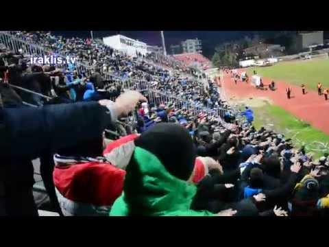 Απόλλων Καλαμαριάς - Ηρακλής 0-1   Iraklis.tv